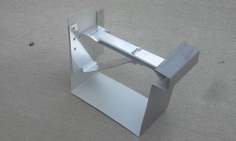Custom Box Gutter Installation Prime Exteriors Llc